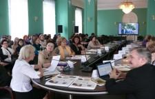 Во Дворце книги состоялся круглый стол по итогам реализации проекта в селе Аксаково Майнского района