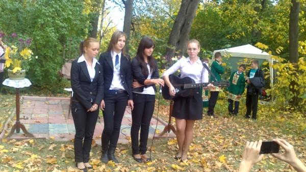 20 сентября 2015 года в селе Аксаково Майнского района состоялась Аксаковская литературная экспедиция и праздника «Аксаковская осень»