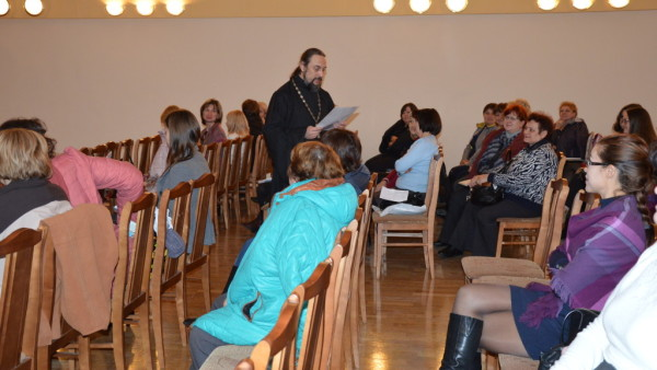 4 и 5 ноября продолжается обучение педагогов по программе «Социокультурные истоки» и «Основы православной культуры».