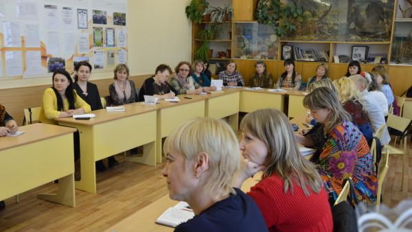9 марта 2016 года в 1-ой гимназии г Ульяновска началось обучение педагогов программе «Социокультурные истоки»