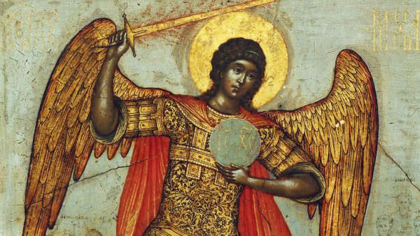 Икона Архангела Михаила участвовавшая в войне 1812 года