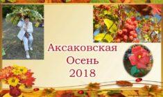 Презентация поездки в село аксаково Майнского района на праздник «Аксаковская осень» 2018.