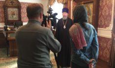 Завершились съёмки третьего фильма трилогии, рассказывающий об известных и малоизвестных храмах Симбирска, разрушенных в середине XX века