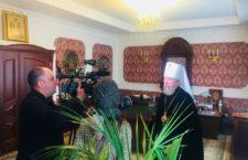 Завершены съёмки и монтаж первого фильма из трилогии о Свято-Троицком кафедральном соборе